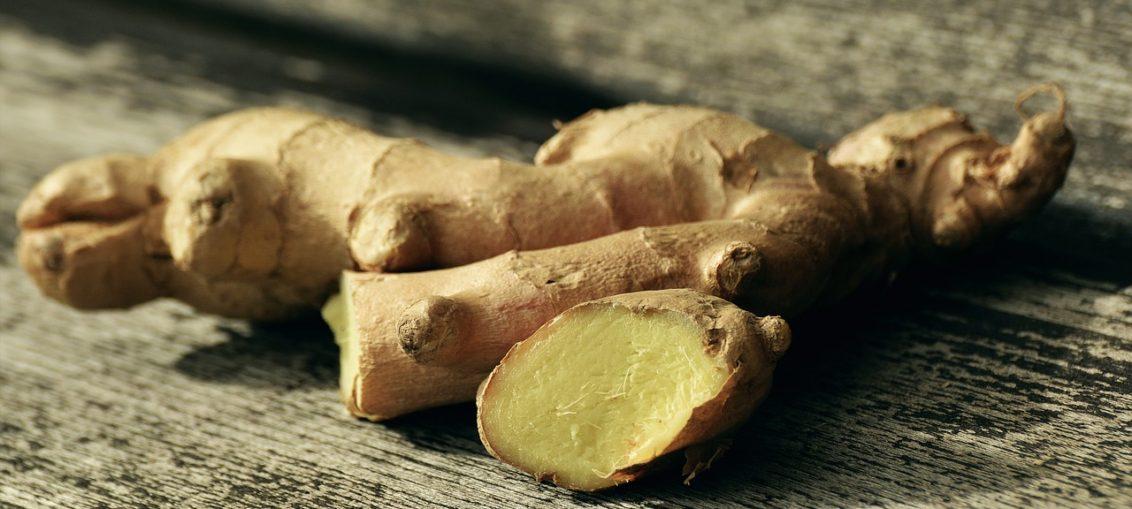 les vertus du gingembre sur la santé