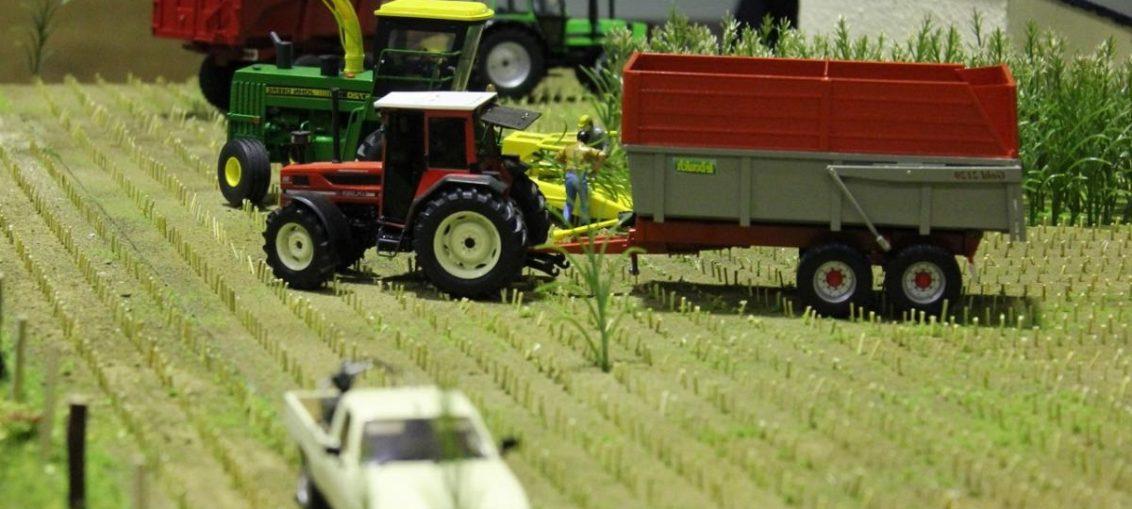 miniature agricole