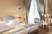 Le prix d'un hôtel 4 étoiles à Paris