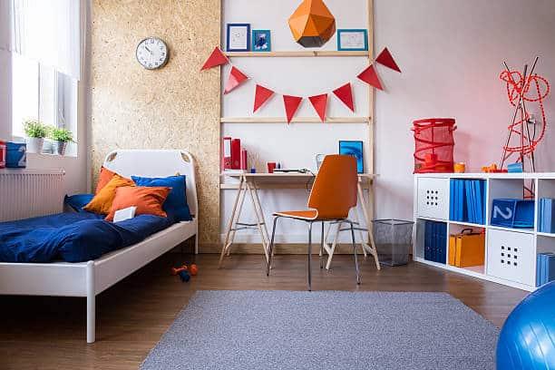 Astuces pour décorer la chambre d'un jeune