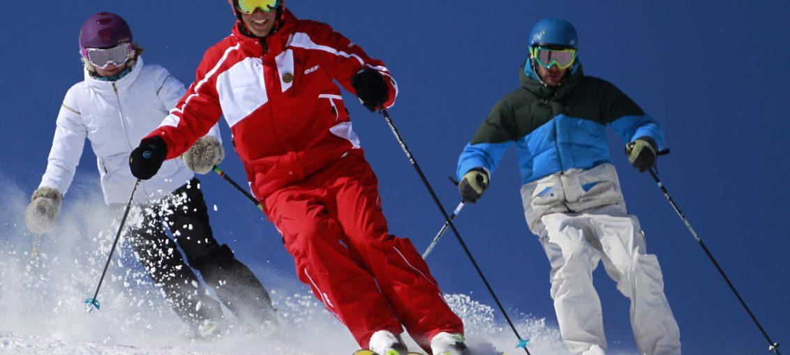 moniteur ski