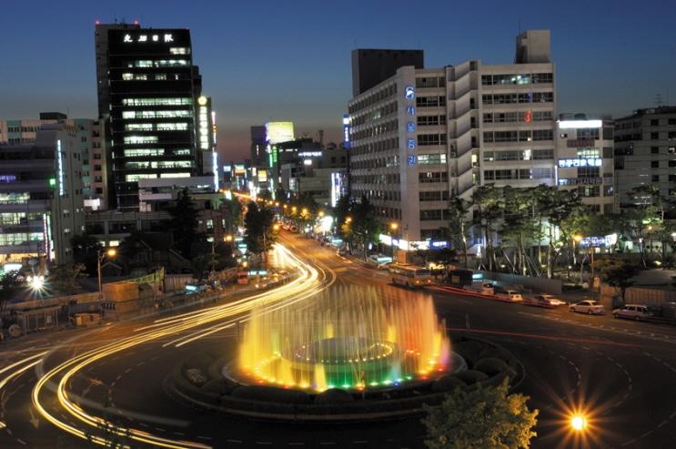 Gwangju-corée-du-sud