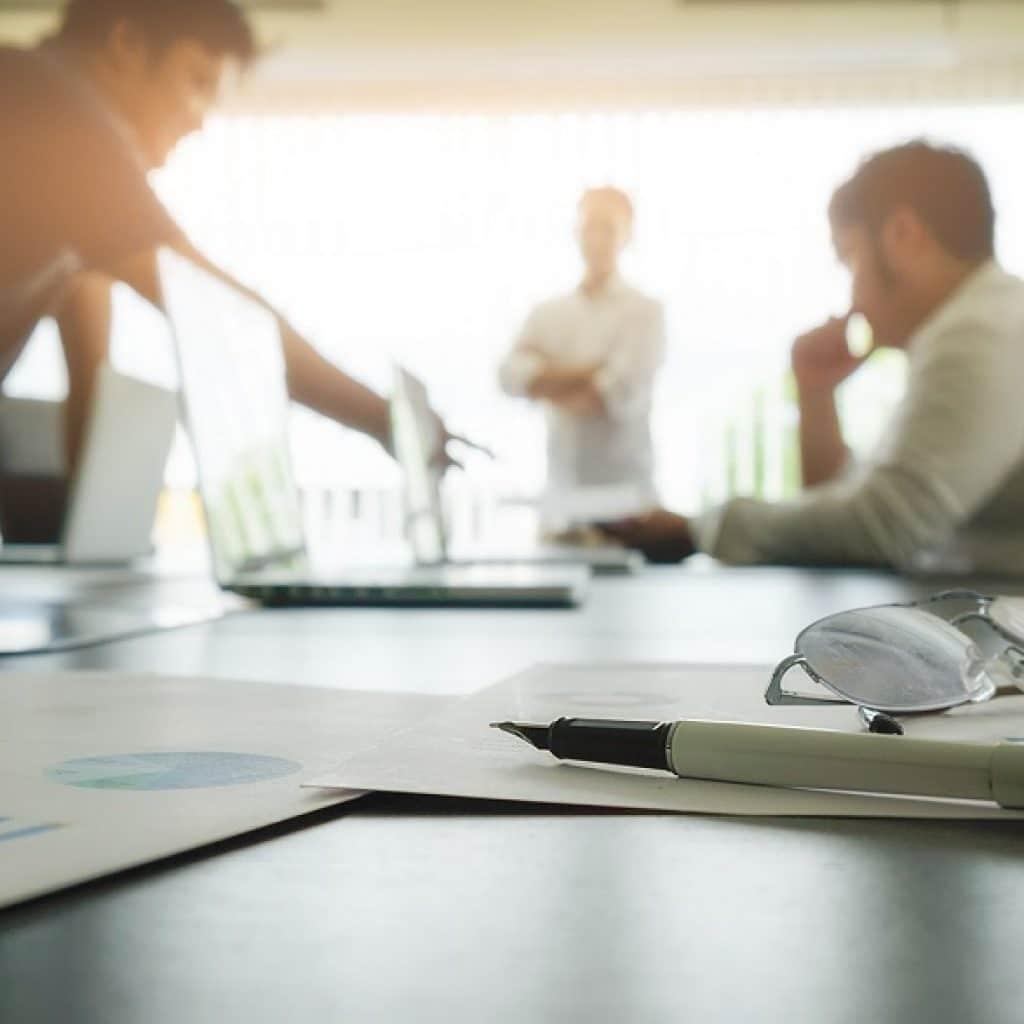 Importance d'une réunion de travail