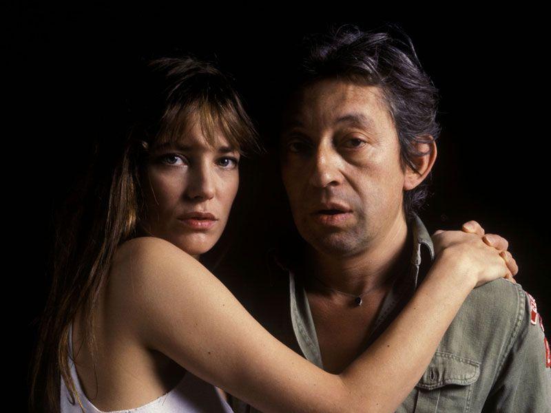 les femmes de Serge Gainsbourg